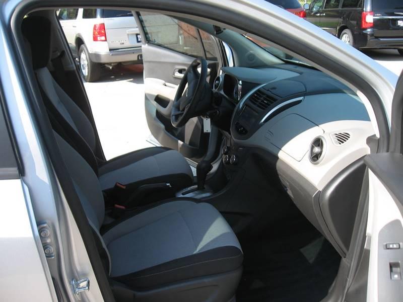 2015 Chevrolet Trax LS 4dr Crossover w/1LS - Ellijay GA