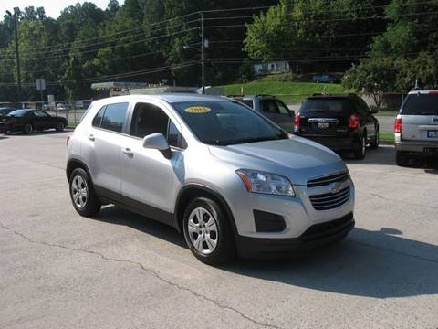 2015 Chevrolet Trax for sale in Ellijay, GA