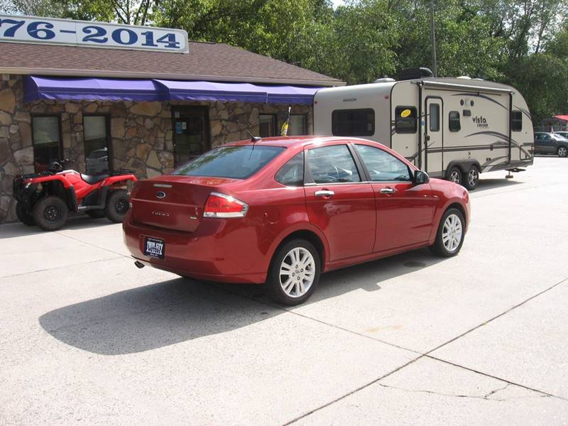 2010 Ford Focus SEL 4dr Sedan - Ellijay GA