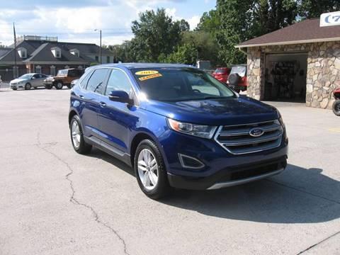 2015 Ford Edge for sale in Ellijay, GA