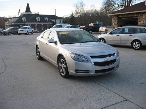 2011 Chevrolet Malibu for sale in Ellijay, GA