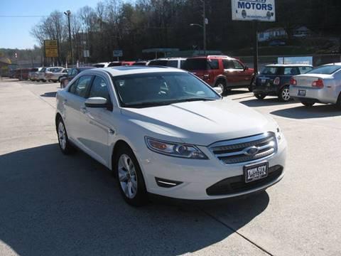 2012 Ford Taurus for sale in Ellijay, GA