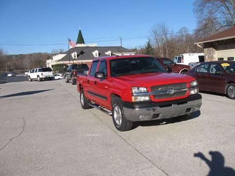 2004 Chevrolet Silverado 1500 for sale in Ellijay, GA