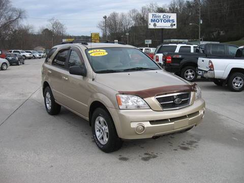 2003 Kia Sorento for sale in Ellijay, GA