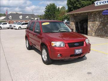 2006 Ford Escape for sale in Ellijay, GA