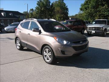 2012 Hyundai Tucson for sale in Ellijay, GA