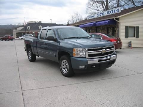 2011 Chevrolet Silverado 1500 for sale in Ellijay, GA
