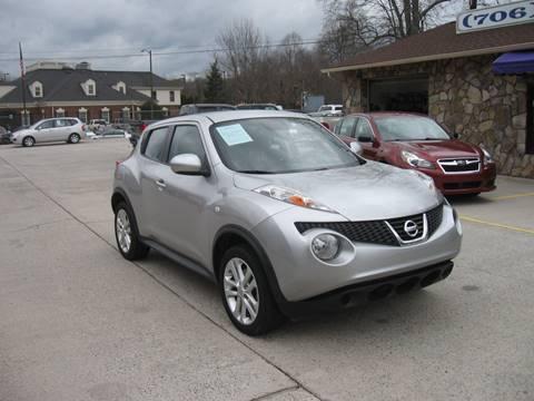 2012 Nissan JUKE for sale in Ellijay, GA