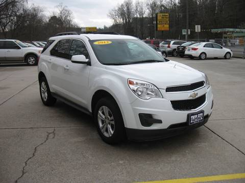 2012 Chevrolet Equinox for sale in Ellijay, GA