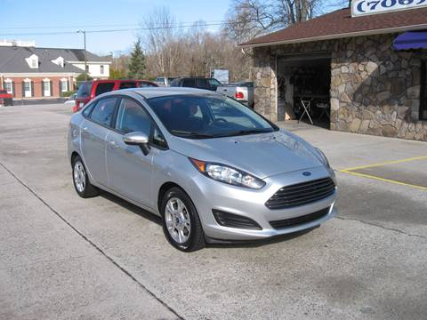 2014 Ford Fiesta for sale in Ellijay, GA