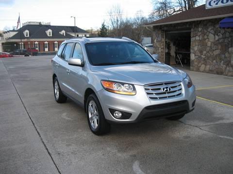 2011 Hyundai Santa Fe for sale in Ellijay, GA