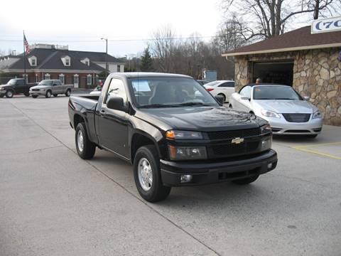 2006 Chevrolet Colorado for sale in Ellijay, GA