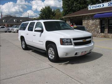 2013 Chevrolet Suburban for sale in Ellijay, GA