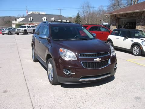 2011 Chevrolet Equinox for sale in Ellijay, GA