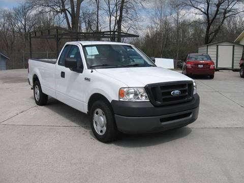 2008 Ford F-150 for sale in Ellijay, GA