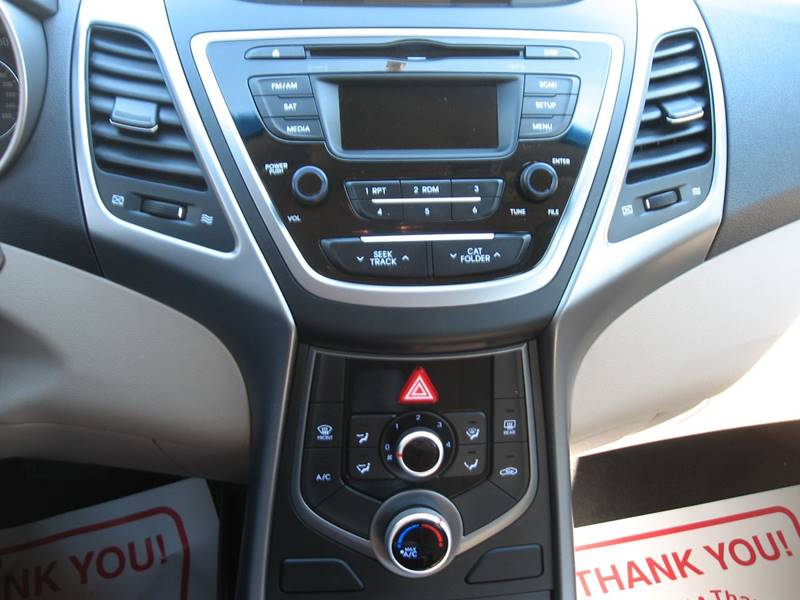 2014 Hyundai Elantra SE 4dr Sedan - Ellijay GA