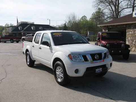 2016 Nissan Frontier for sale in Ellijay, GA