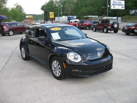 2016 Volkswagen Beetle for sale in Ellijay, GA