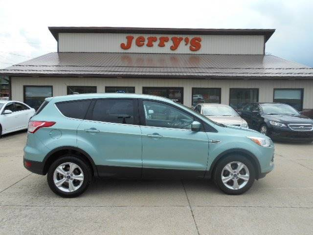 2013 Ford Escape Se 4dr Suv In Uhrichsville Oh Jerry's Auto Martrhjerrysautomart: Ford Escape Radio Volume Control At Gmaili.net