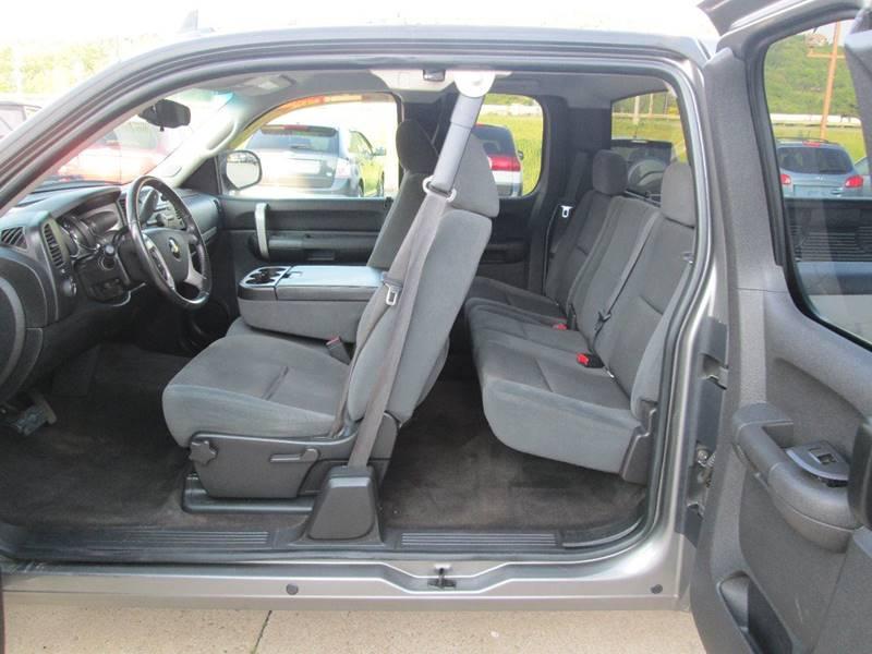 2009 Chevrolet Silverado 1500 4x4 LT 4dr Extended Cab 6.5 ft. SB - Uhrichsville OH
