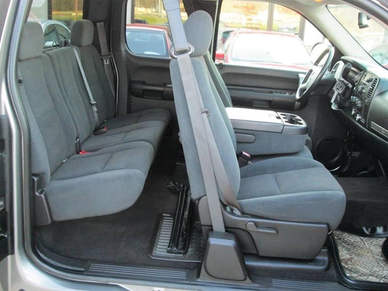 2008 Chevrolet Silverado 1500 4WD LT1 4dr Extended Cab 6.5 ft. SB - Uhrichsville OH