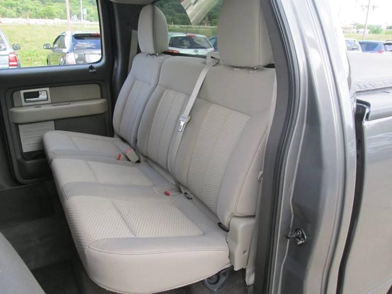 2010 Ford F-150 4x4 XLT 4dr SuperCrew Styleside 5.5 ft. SB - Uhrichsville OH