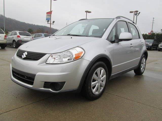 2012 Suzuki SX4 Crossover AWD 4dr Crossover with Technology Value Package 6M - Uhrichsville OH