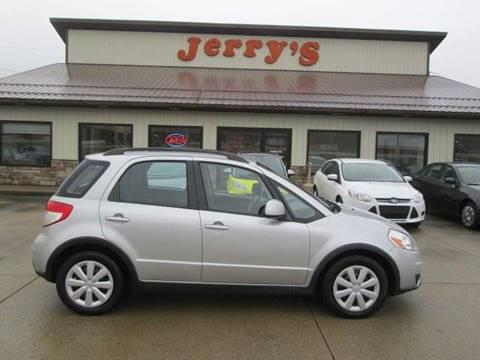 2012 Suzuki SX4 Crossover for sale in Uhrichsville, OH