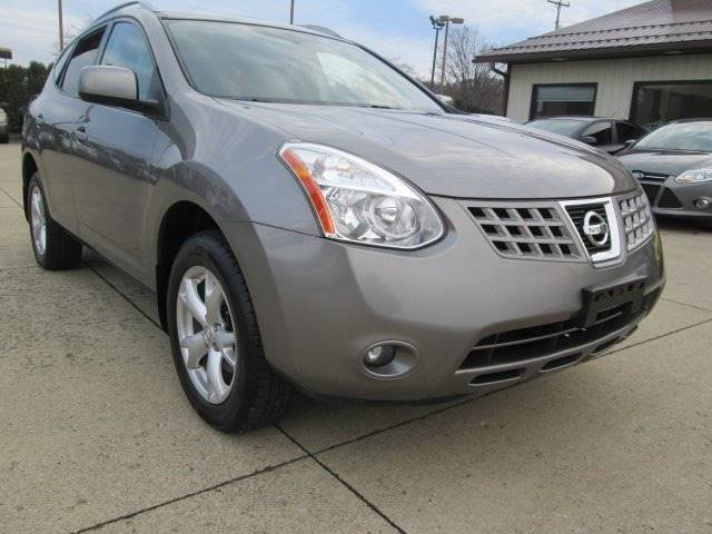 2008 Nissan Rogue AWD SL Crossover 4dr - Uhrichsville OH