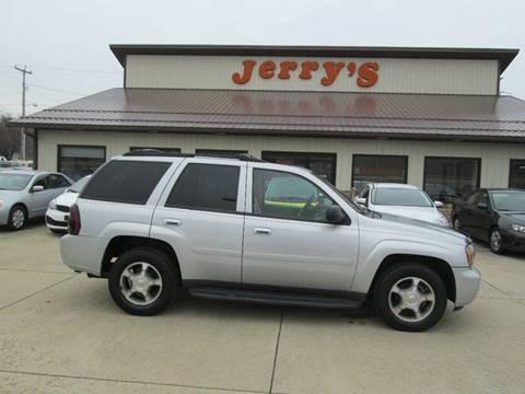 2008 Chevrolet TrailBlazer for sale in Uhrichsville, OH
