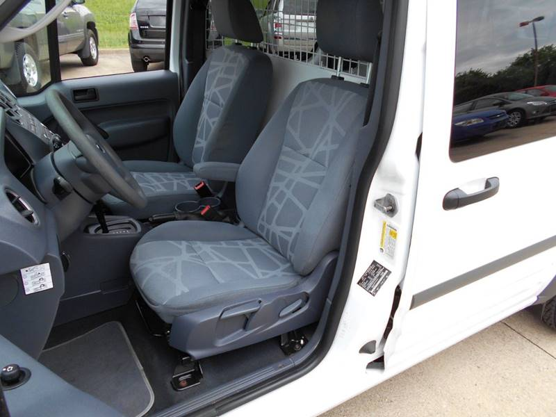2012 Ford Transit Connect XLT 4dr Cargo Mini-Van w/Side and Rear Glass - Uhrichsville OH