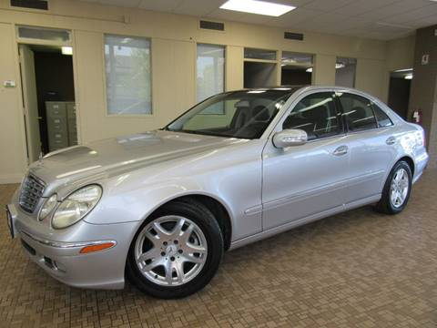 2003 Mercedes-Benz E-Class for sale at Redefined Auto Sales in Skokie IL