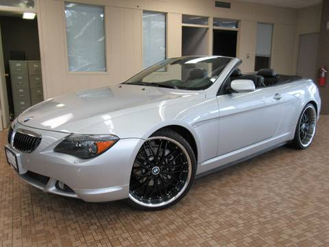 2004 BMW 6 Series for sale at Redefined Auto Sales in Skokie IL