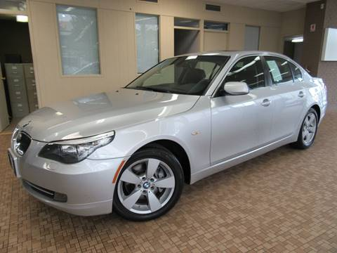 2008 BMW 5 Series for sale at Redefined Auto Sales in Skokie IL