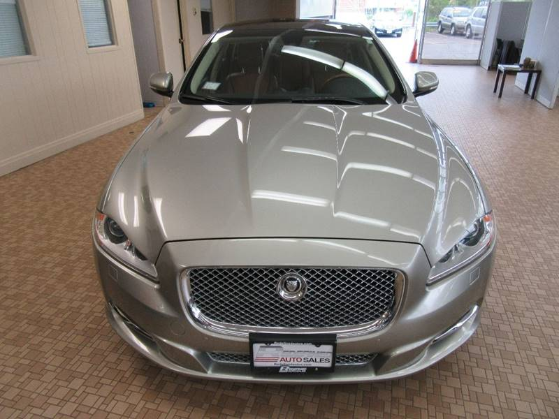 2011 Jaguar XJL for sale at Redefined Auto Sales in Skokie IL