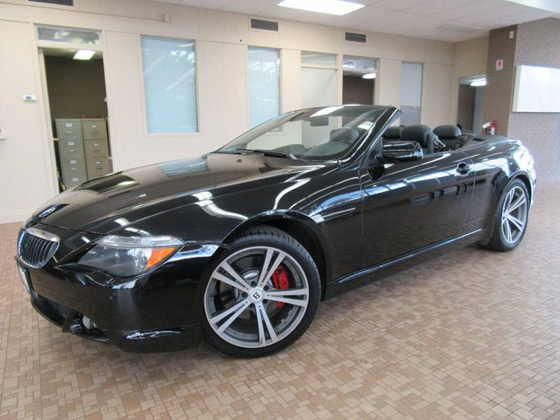 BMW Series Ci In Skokie IL Redefined Auto Sales - 2004 bmw 645 convertible for sale