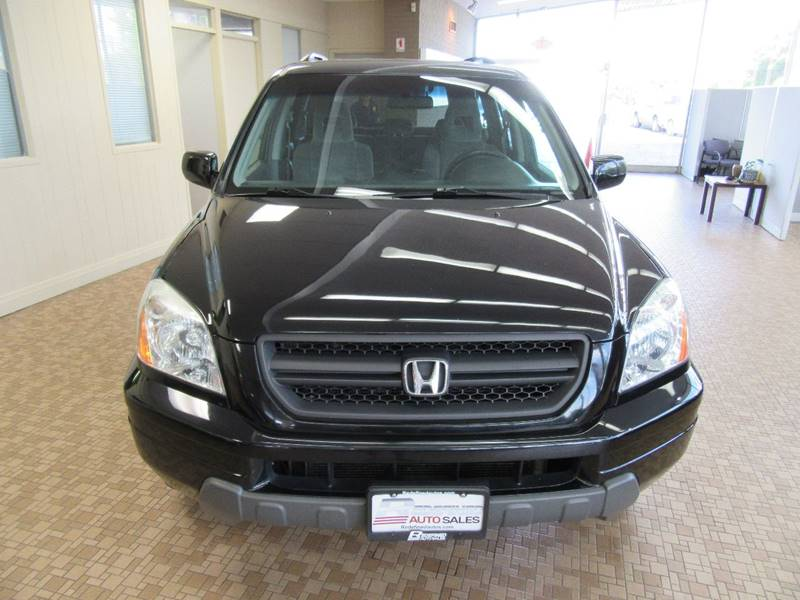 2004 Honda Pilot for sale at Redefined Auto Sales in Skokie IL