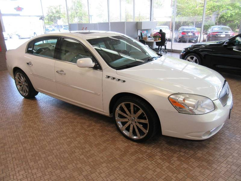 2006 Buick Lucerne for sale at Redefined Auto Sales in Skokie IL