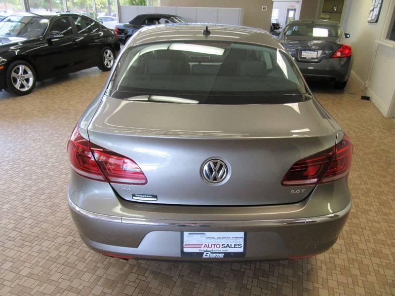 2013 Volkswagen CC for sale at Redefined Auto Sales in Skokie IL