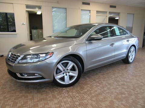 2013 Volkswagen CC for sale at Redefined Auto Sales in Skokie IL