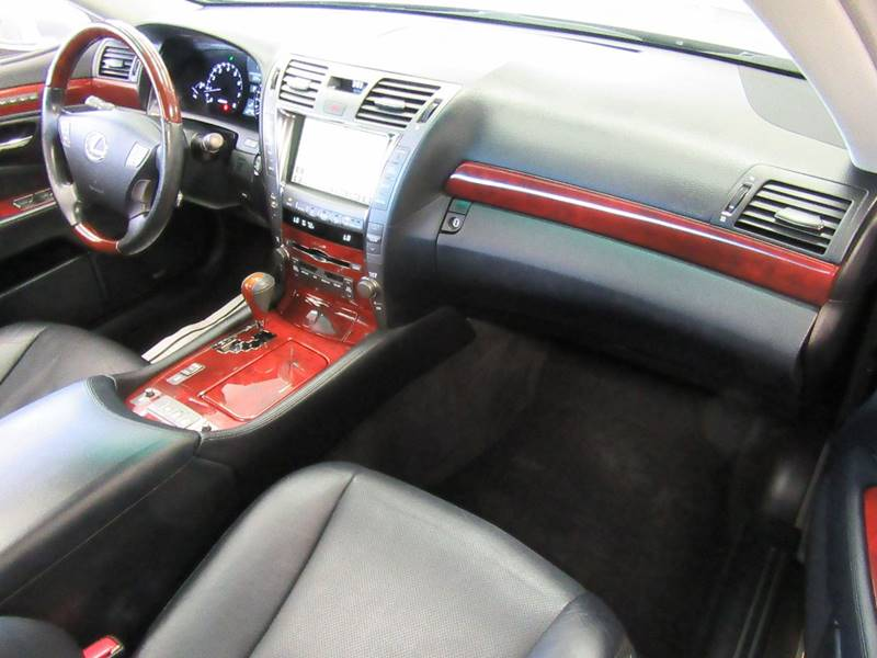 2007 Lexus LS 460 for sale at Redefined Auto Sales in Skokie IL