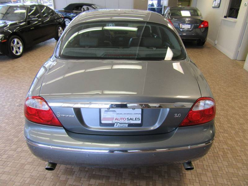 2006 Jaguar S-Type for sale at Redefined Auto Sales in Skokie IL