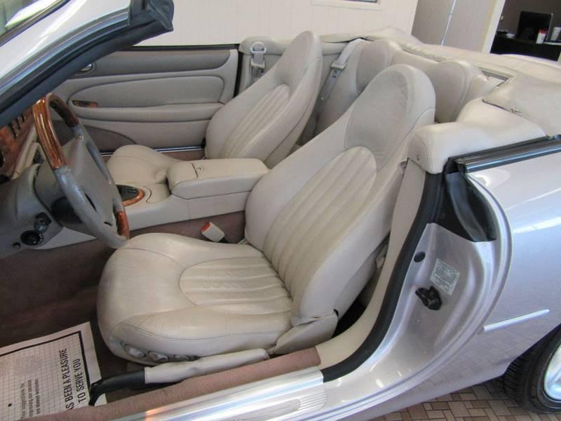 2000 Jaguar XK-Series for sale at Redefined Auto Sales in Skokie IL
