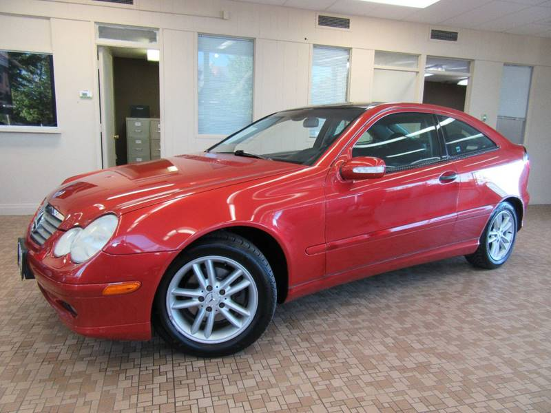 2002 Mercedes Benz C Class For Sale At Redefined Auto Sales In Skokie IL
