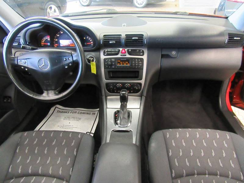 2002 Mercedes-Benz C-Class for sale at Redefined Auto Sales in Skokie IL