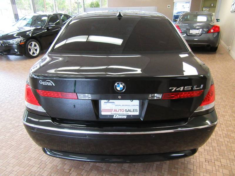 2005 BMW 7 Series for sale at Redefined Auto Sales in Skokie IL