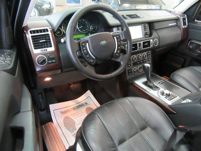 2008 Land Rover Range Rover for sale at Redefined Auto Sales in Skokie IL