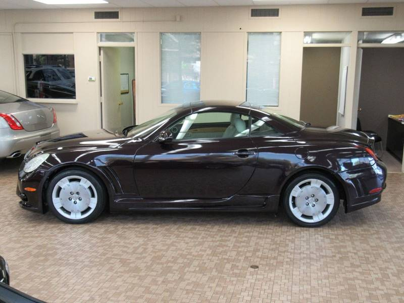 2002 Lexus SC 430 for sale at Redefined Auto Sales in Skokie IL