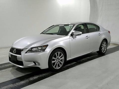 2014 Lexus GS 350 for sale at Redefined Auto Sales in Skokie IL