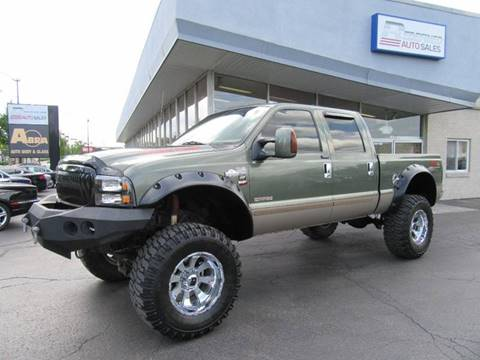 2004 Ford F-250 Super Duty for sale at Redefined Auto Sales in Skokie IL